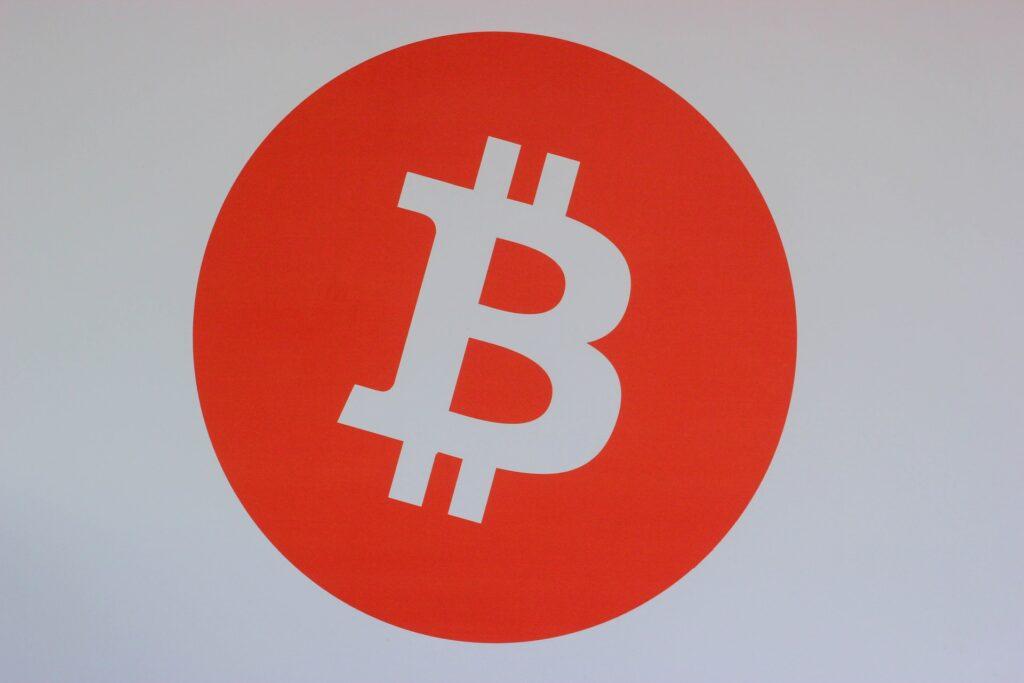 ビットコインのマーク